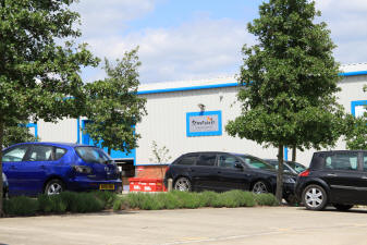 Industrial Units at Brocks Business Centre