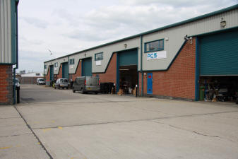 Industrial Units at Brocks Business Park